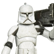 SW TCW BASIC MOC Clone Trooper (No. 5)