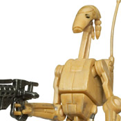 SW TCW BASIC MOC Battle Droid (No. 7)
