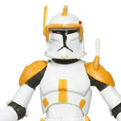 SW TCW BASIC MOC Clone Commander Cody (No. 10)