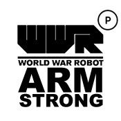 World War Robot Portable (WWRp) Armstrong