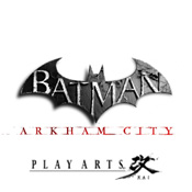 Batman Arhkam City Play Arts Kai<br>by Square Enix