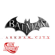 Batman Arkham City Figures<br>by DC Direct