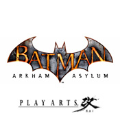 Batman Arhkam Asylum Play Arts Kai<br>by Square Enix