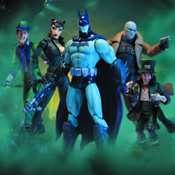 Batman Arkham City Series 2 Figures<br>by DC Direct