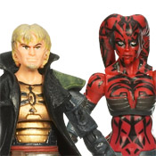 SW TLC CP MOC Legacy #2 Comic with Darth Talon & Cade Skywalker (04)
