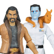 SW TLC CP MOC Heir to the Empire #1 Comic with Grand Admiral Thrawn & Talon Karrde (09)