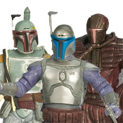 SW TLC EVL MISB The Fett Legacy