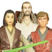 SW TLC EVL MISB The Jedi Legacy