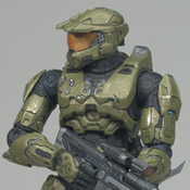 H3 S3 CMPN MOC Master Chief (Spartan-117) (Sniper Rifle & Spike Grenade)