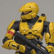 H3 S3 EXC MMK MOC Spartan Soldier Rogue (Gold) (FYE/SUN-EXC)
