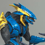 H3 S3 EXC MMK MOC Elite Combat (Blue/Yellow) (WAL/TRU-EXC)
