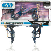 SW TCW Battle Packs