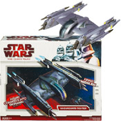 SW TCW Vehicles<br>(2009 Packaging)