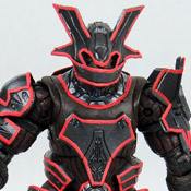 H3 S8 CMPN MOC Brute Captain<br>(Black & Red)