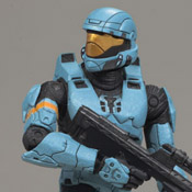 H3 S2 EXC MMK MOC Spartan Soldier ODST (Cyan) (WAL-EXC)