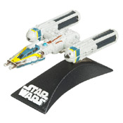 SW TS VEH MISB Y-Wing (Gold Leader)