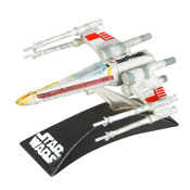 SW TS VEH 09P MISB John Branon's Red Four X-Wing