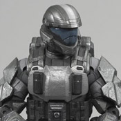 "H3 S6 CMPN MOC ODST Soldier<br>""The Rookie"" (Medal Edition)"