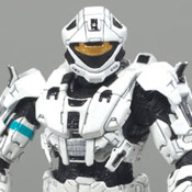 H3 S6 MMK MOC Spartan Recon (White) (Medal Edition)