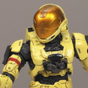 H3 S5 EXC MMK MOC Spartan Soldier EVA (Pale Yellow) (Equipment Edition) (EE-EXC)