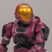 H3 S5 EXC MMK MOC Spartan Soldier EVA (Crimson) (Equipment Edition) (DCD-EXC)