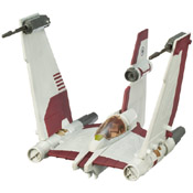 SW TCW VEH MISB V-19 Torrent Starfighter