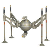 SW TCW VEH MISB The Homing Spider Droid