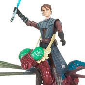 SW TCW DLX MISB Anakin Skywalker & Can-Cell
