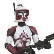 SW TCW EXC MOC Commander Fox (Target Exclusive)