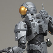 H3 S4 EXC MMK MOC Spartan Soldier Security (Steel) (Equipment Edition) (GS-EXC)