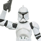 SW TLC SL MOC Clone Trooper (AOTC) (SL No. 5)