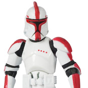 SW TLC SL MOC Clone Trooper Officer (SL No. 12)