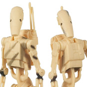 SW TLC SL MOC Battle Droids (SL No. 20)