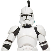 SW TLC SL MOC Clone Trooper (ROTS) (SL No. 27)