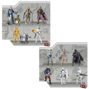 SW TLC EXC MISB McQuarrie Concept Collection (DCD-EXC) Sets 1 & 2