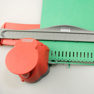 Marvy Clever Lever Quick Borders Punch Cartridge System
