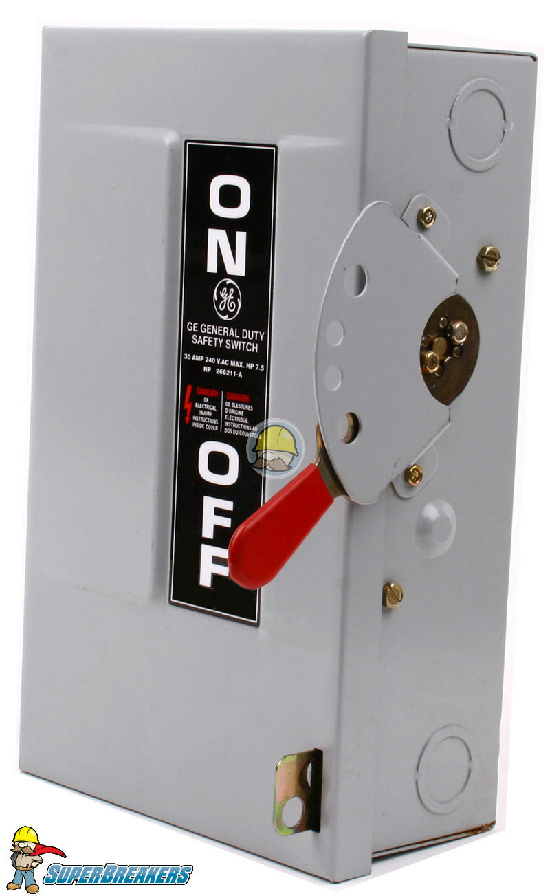 tgn3324r General Duty Safety Switch | General Electric