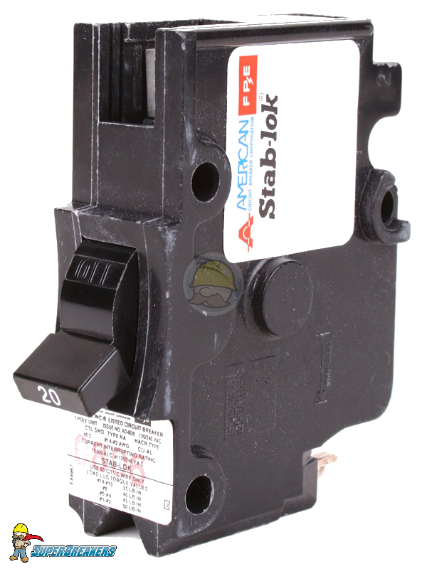 NA15 Stab-lok (NA) Circuit Breaker | Federal Pacific