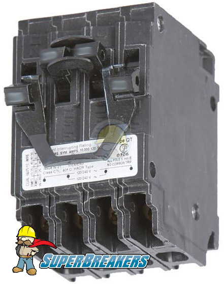 Q24040 Plug-In Circuit Breaker | Siemens