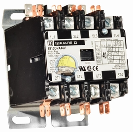 8910DPA44V02 - Square D Definite Purpose Contactor