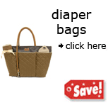 Diaper Bags on Clearance