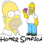 Simpsons:  Homer Simpson