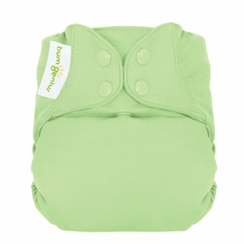 bumGenius Elemental Organic One Size All-In-One Cloth Diaper, Old Version