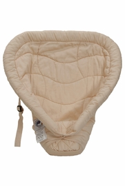 ERGObaby Heart to Heart Organic Infant Insert, Blush Beige