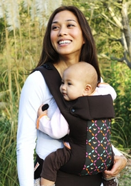 Beco Gemini Baby Carrier in Sierra