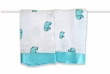 aden + anais Declan - Elephant Issie Security Blanket, 2pk