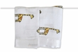 aden + anais Duke - Giraffe Issie Security Blanket, 2pk