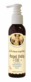 Angel Baby Baby Oil 4 oz.