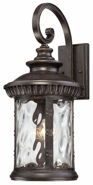 Quoizel CHI8411IB Chimera Large 22.5 Inch Tall Wall Light Sconce with Bronze Finish