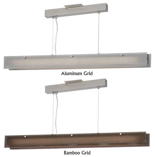 Buy kitchen lighting - Forecast FB72036U Axo Fluorescent Kitchen Island Light